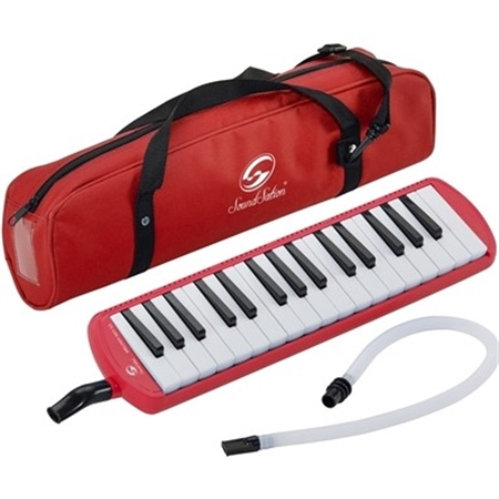 soundsation-melodica-soundsation-melody-key-32-rd-rossa