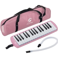 soundsation-melodica-soundsation-melody-key-32-pk-rosa