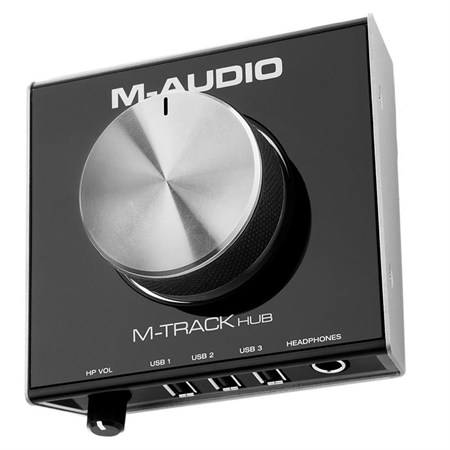 m-audio-m-track-hub-ex-demo