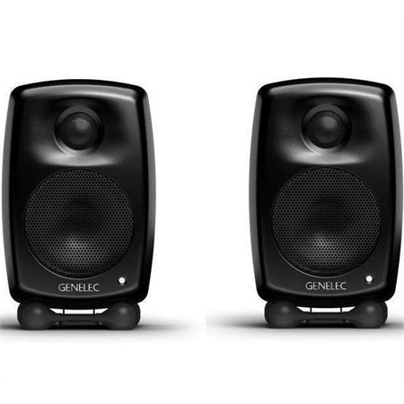 genelec-g-one-black-coppia