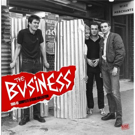 the-business-1980-81-complete-studio-collection