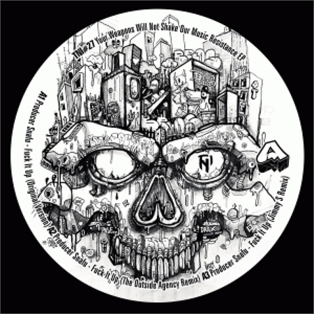 producer-snafu-the-outside-agency-jimmy-s-deformer-istari-lasterfahrer-your-weapons-will-not-shake-our-music-resistance-ep