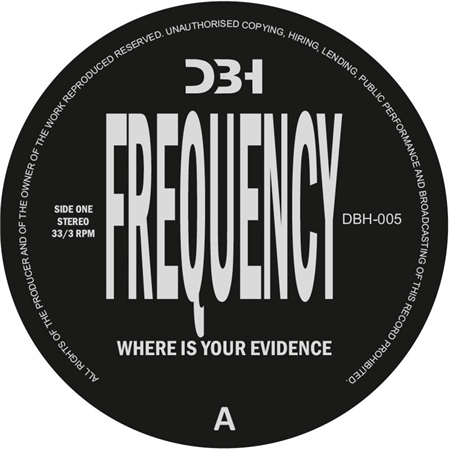 frequency-where-is-your-evidence