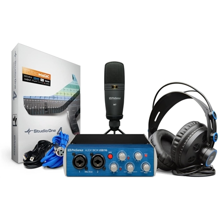 audiobox-96-studio-bundle