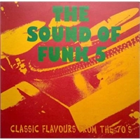 various-artists-the-sound-of-funk-5-classic-flavours-from-the-70-s