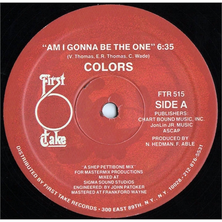 colors-am-i-gonna-be-the-one