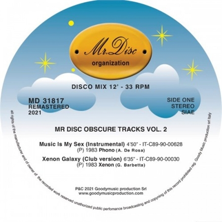 phono-xenon-caroline-munro-stage-mr-disc-obscure-tracks-volume-2
