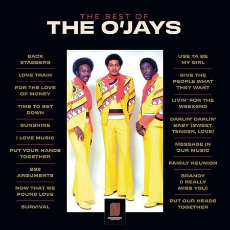 the-o-jays-the-best-of